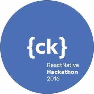 Post image: React Native Hackathon 2016
