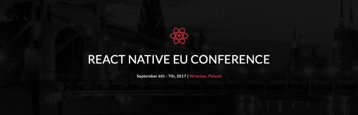 Post image: React Native Europe