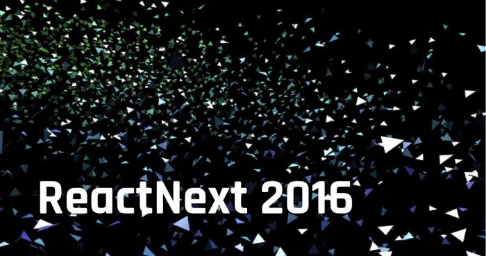 Post image: Throwback to ReactNext 2016 in Tel Aviv