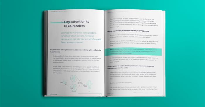 react native optimization guide ebook