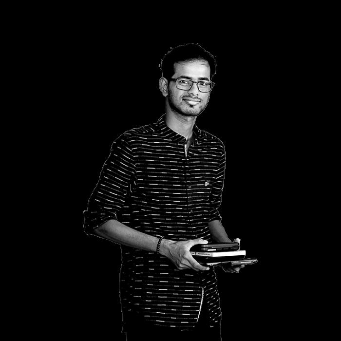 Satyajit Sahoo senior reac and reactnative developer at callstack