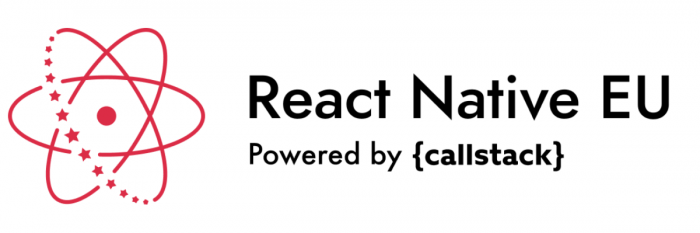 react native eu powered conference logo