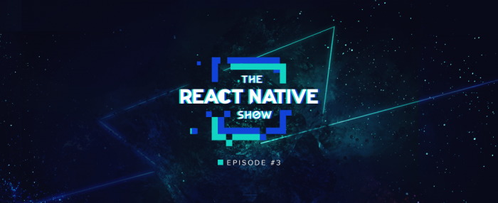 Post image: The React Native Show Podcast – Episode 3: Dive Into React Native Paper UI Kit