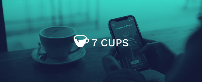 Post image: 7 Cups app upgrade generates a 130% increase in the number of users [Case Study]