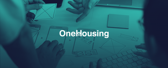 Post image: OneHousing Product — Architecture for Mobile and Web [Case Study]