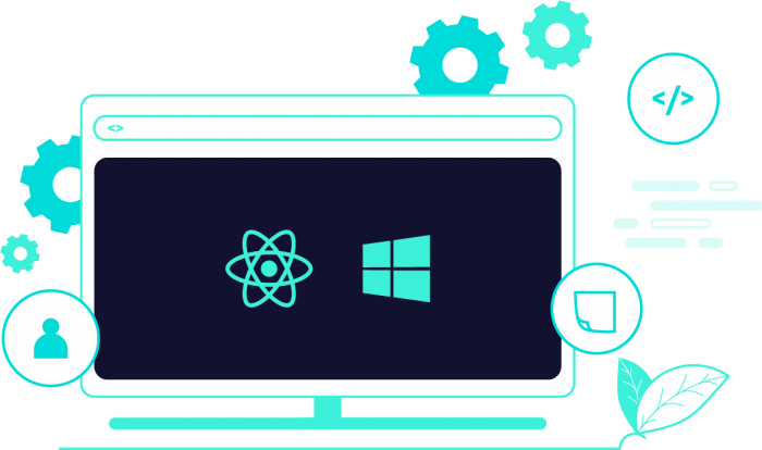 Developing a desktop application